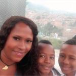 Sandra Patricia Cordoba Mosquera, Marlon y Sebastián