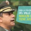 Para la Policía Metropolitana del Valle de Aburrá ningún homicidio tiene justificación