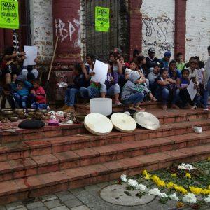 El poder del gesto frente a familias víctimas de homicidio en Medellín.