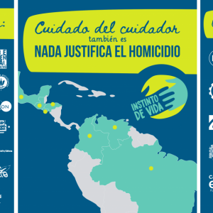 Manifiesto sobre Reducir los homicidios y reflexionar sobre la Policía